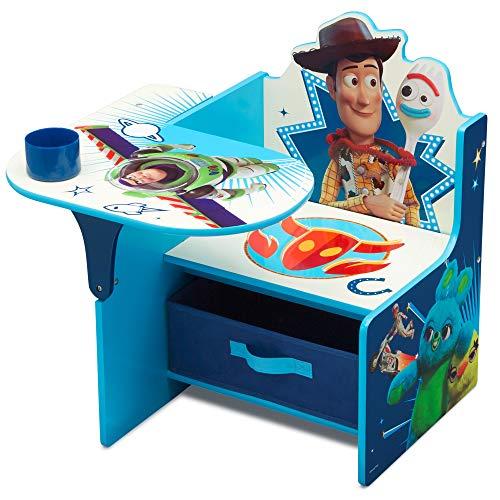 Delta Children Chair Desk with Storage Bin Disney Toy Story 4