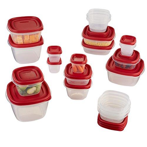 Rubbermaid Easy Find Lid Food Storage Set 40-Piece