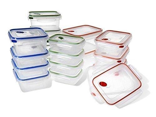 STERILITE 03078601 Ultra-Seal Food Storage Set 36 Piece