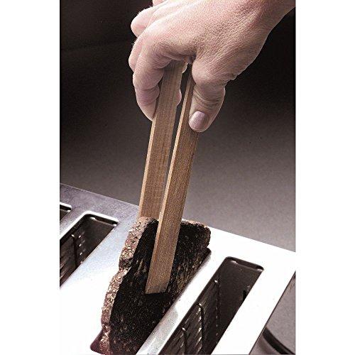 Bamboo Toaster Tong - 7 14L