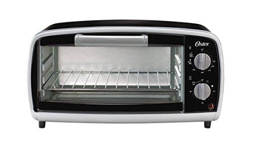 Oster TSSTTVVG01 4-Slice Toaster Oven Black