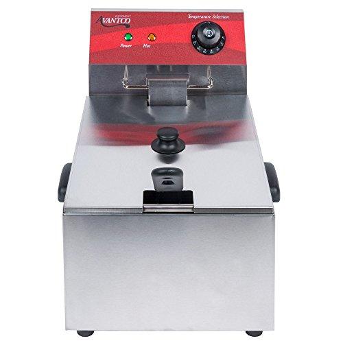 Avantco F100 10 Lb Electric Countertop Fryer - 120v 1750w
