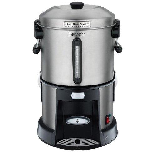 Hamilton Beach Commercial HCU045S Brewstation 45 Cup Coffee Urn