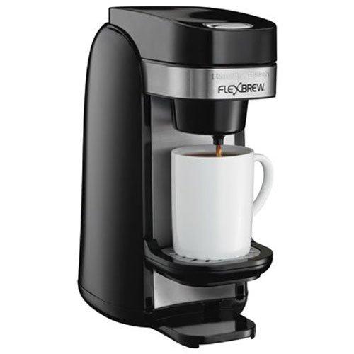 Hamilton Beach Single Serve Coffee Maker Flexbrew 49997