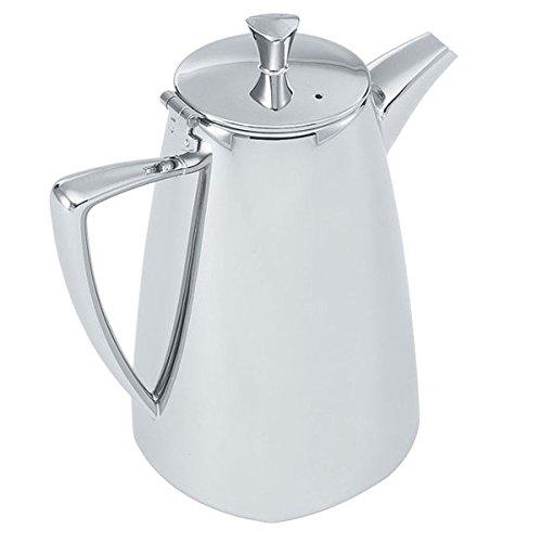 Vollrath 46202 Triennium 106 Qt Mirror-Finished Stainless Steel Coffee Pot