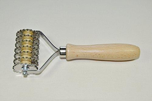 Tagliapasta Noodle cutter 7 fluted-edged blades Cod 143