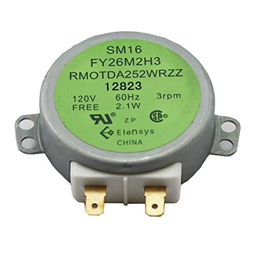 Sharp RMOTDA252WRZZ Microwave Turntable Motor Genuine Original Equipment Manufacturer OEM Part