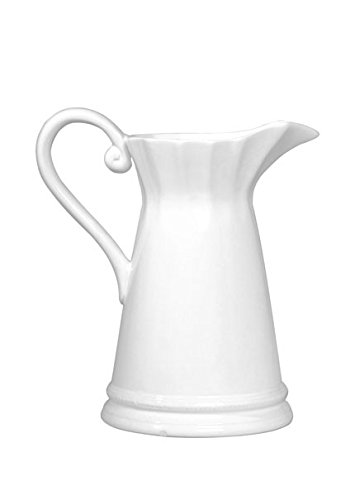 French Country Ceramic Pitcher