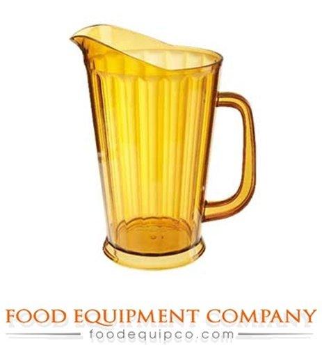 GET Enterprises P-1064-1-A Clear 60 oz Beer Pitcher - Case of 12