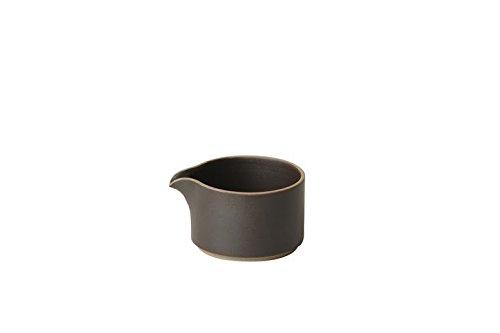 Hasami Porcelain Milk Pitcher Black 313 x 218 HPB028