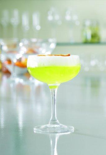 Set Of 6 Paris Coupe Champagne Classic Cocktail Glasses