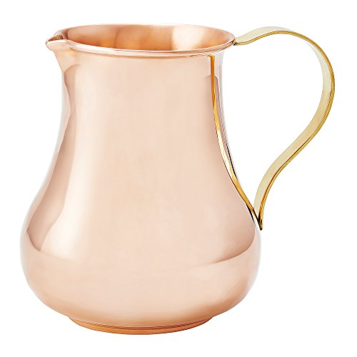 Old Dutch Water Pitcher 24 oz Copper