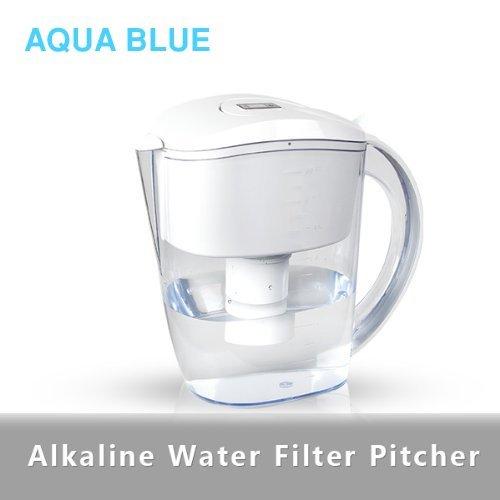 Alkaline Water Filter Pitcher - 35 Liter white