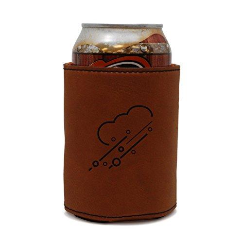 Blizzard Leather Can Sleeve Beer Sleeve Beer Cooler Beer Hugger