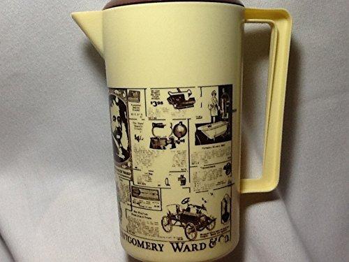 Vintage Montgomery Ward Catalog Pitcher