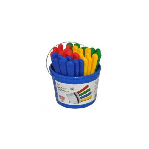Dexter Russell 16183 Sani-Safe Bucket of 25 Mini Turners - 36  PK
