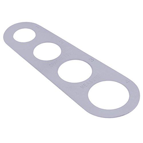 Stainless Steel Pasta Spaghetti Measurer Measure Tool Kitchen Gadget
