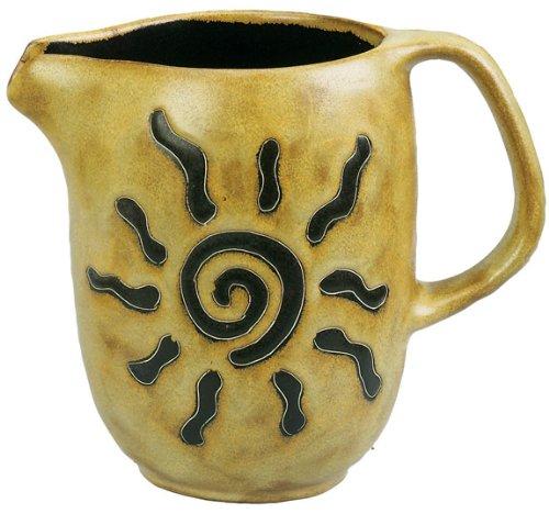 Mara Ceramic Stoneware 48 Oz Southwest Pitcher