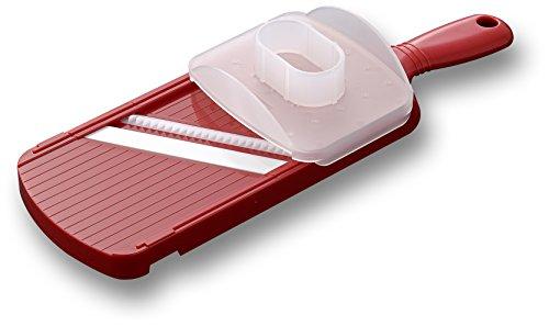 Kyocera Advanced Ceramic Wide Julienne Slicer Red