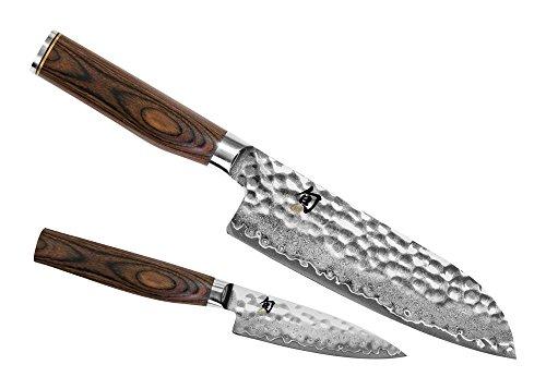 Shun TDMS284 Premier 2-Piece Knife Set