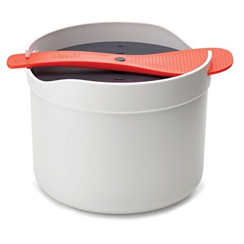 Joseph Joseph M-Cuisine Microwave Rice Cooker OrangeBeige