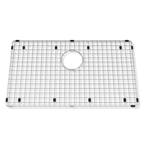 American Standard 791565-209070A Prevoir Bottom Grid 26-Inch x 15-Inch Kitchen Sink Rack Stainless Steel
