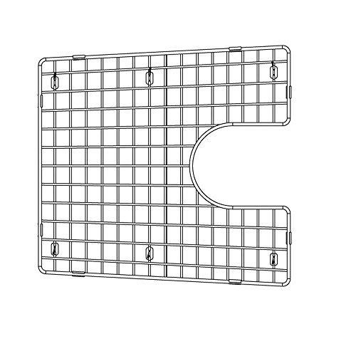 Blanco 226828 Sink Grid Fits Performa Silgranit II 1-34 medium 1-34 Large bowl Chrome