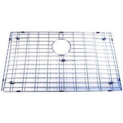 Nantucket Sinks Stainless Steel Sink Grid for Zero Radius Apron Sink