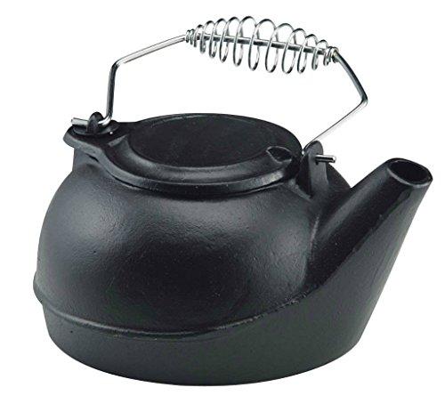 Vogelzang Cast Iron 3-qt Tea Kettle Humidifier Tk-02