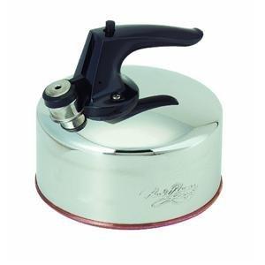World KitchenEkco 3511217 Revere Whistling Teakettle