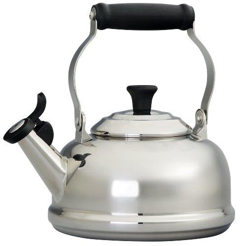 Le Creuset 18 Quart Stainless Steel Tea Kettle