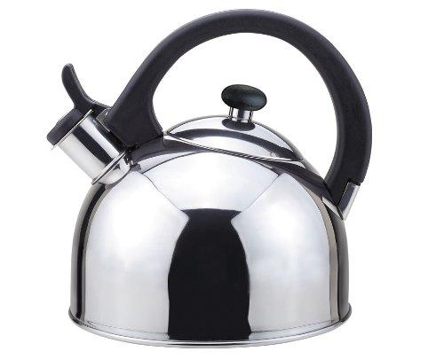 Magefesa Nubia Stainless Steel Tea Kettle 21-Quart