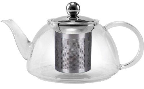 Uniware premium quality Stove safe Glass kettle  800 ml