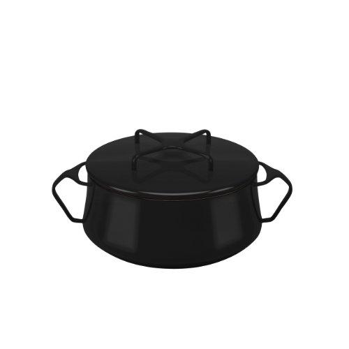 Dansk Kobenstyle Black 2-Quart Casserole