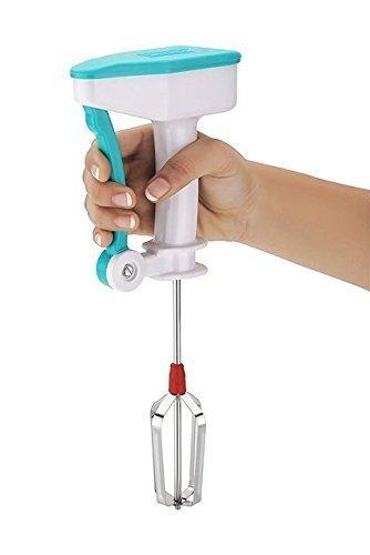 finaldeals Hand Blender Butter Milk Lassi Maker Hand Free Blender Mixer Egg Beater Mixer Shaker