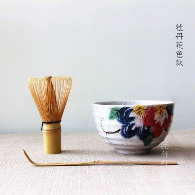 Matcha Tea Gift Set Matcha Bowl Chasen And Chashaku Japan Set To Tea Ceremony Teawares Japanese