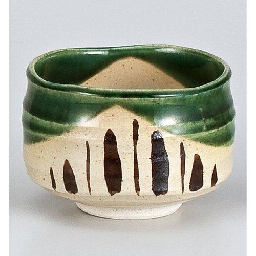 Oribe Jukusa Matcha bowl set with  Thomson box and  tea utensils   Enjoy Goods  Kitchenware
