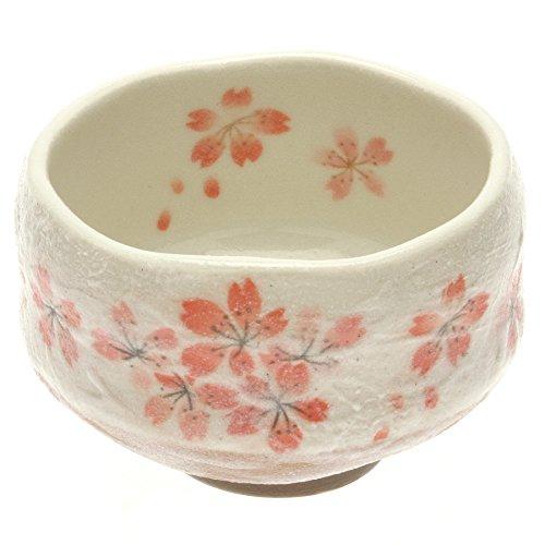 Japanese Matcha Bowl Chawan  Cute Size  Japanese Sakura