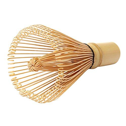 WinnerEco Bamboo Matcha Green Tea Powder Whisk Chasen Brush Tool