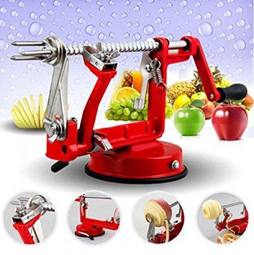 3 in 1 Apple Slinky Machine Peeler Corer Fruit Cutter Slicer Useful Kitchen Tool