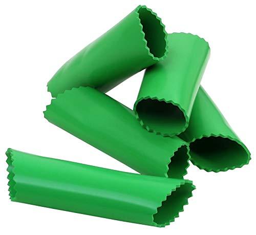 Iconikal Silicone Garlic Peeler Roller Green 5-Pack