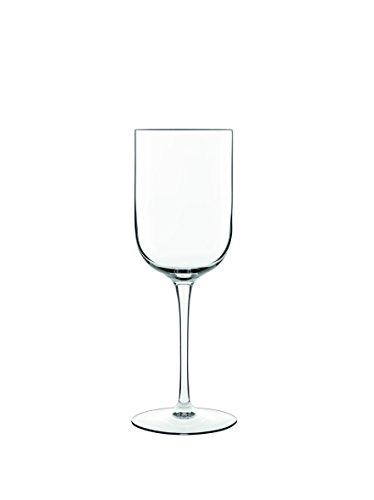 Luigi Bormioli Sublime White wine Set of 4 95 oz Clear