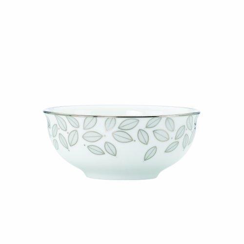 Lenox Platinum Leaf 10-Ounce All Purpose Bowl by Lenox