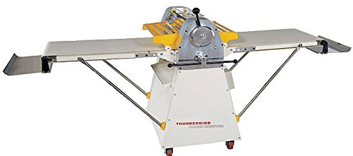 Thunderbird TBD-600 Reversible Dough Sheeter 600mm