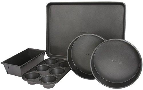 Calphalon Classic Bakeware Special Value 5-Piece Nonstick Bakeware Set