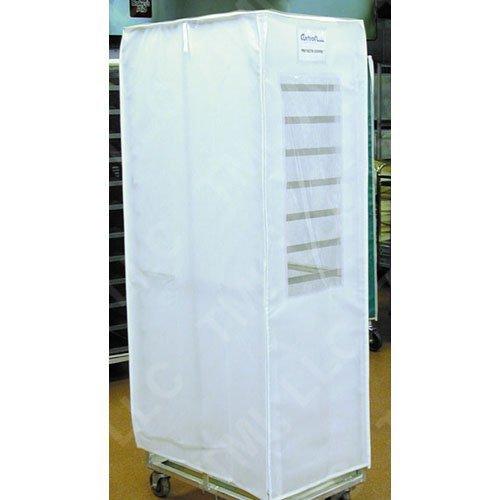 Bun-Pan-Rack Cover Translucent White 23 x 28 x 62