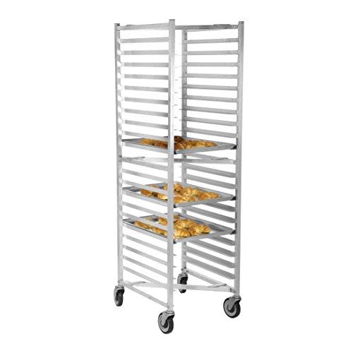 Gusto - 20 Pan Aluminum Nesting Bun Pan Rack