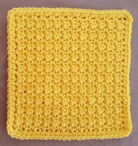 Crochet Dishcloth Crocheted Washcloths Crocheted Dish cloths 100 Acrylic Dish Cloth Hand Crocheted Dish Rags