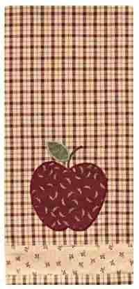 Apple Jack Decorative Dish Towel