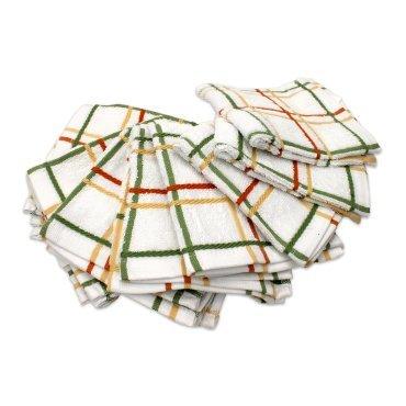 Proctor Silex 8 Pack 100 Cotton Dish Clothes 08895